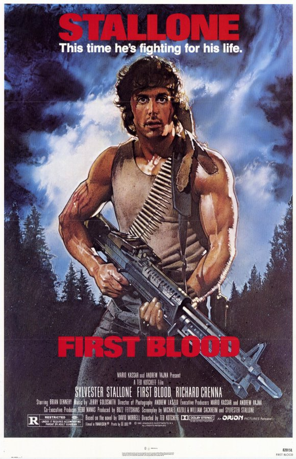 First Blood - Orion Pictures