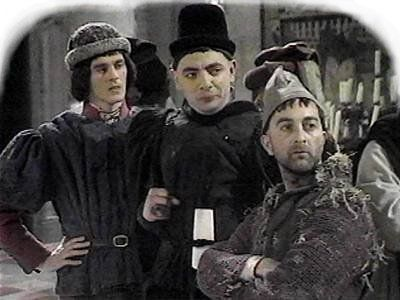 The Blackadder - BBC