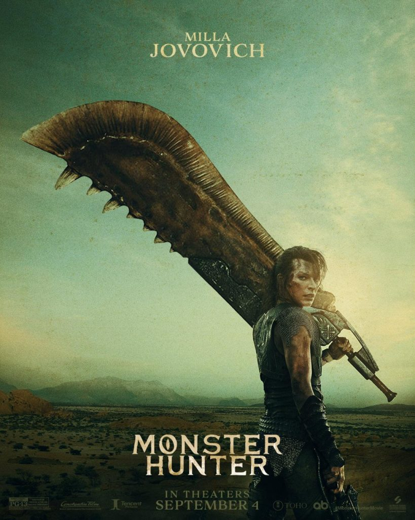 Monster Hunter - Sony Pictures