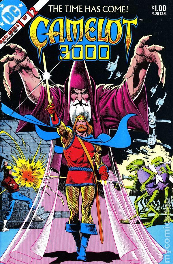 Camelot 3000 - DC Comics