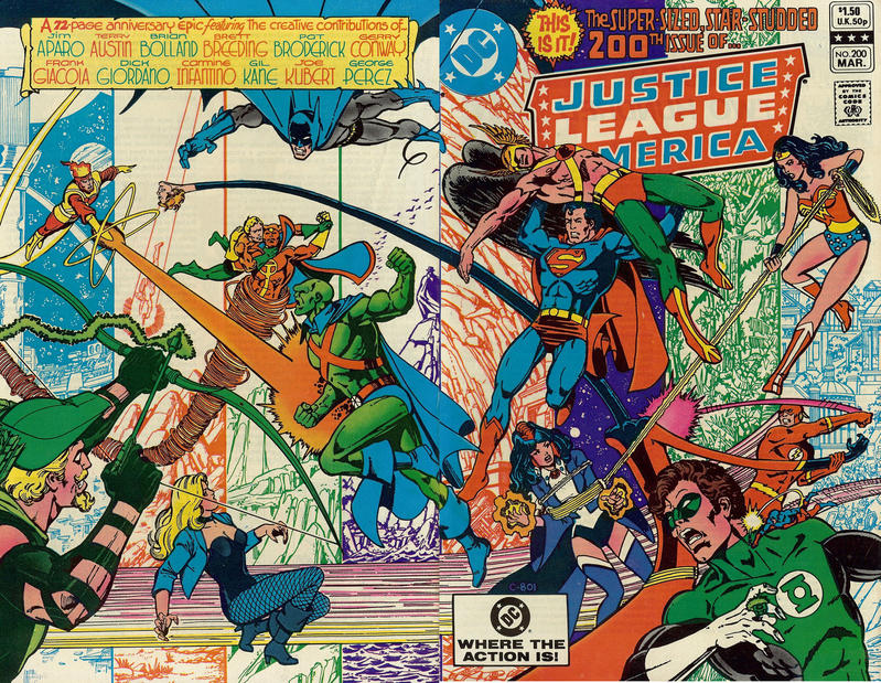 Justice League - DC Comics