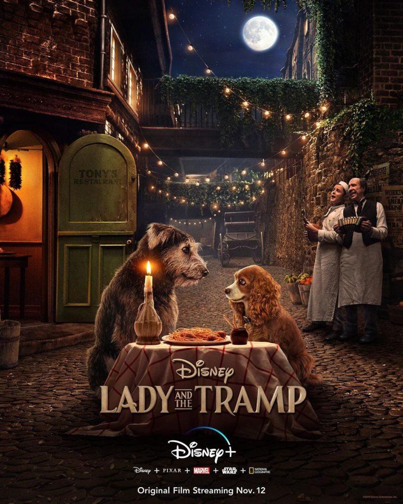 La Dama y El Vagabundo - Disney