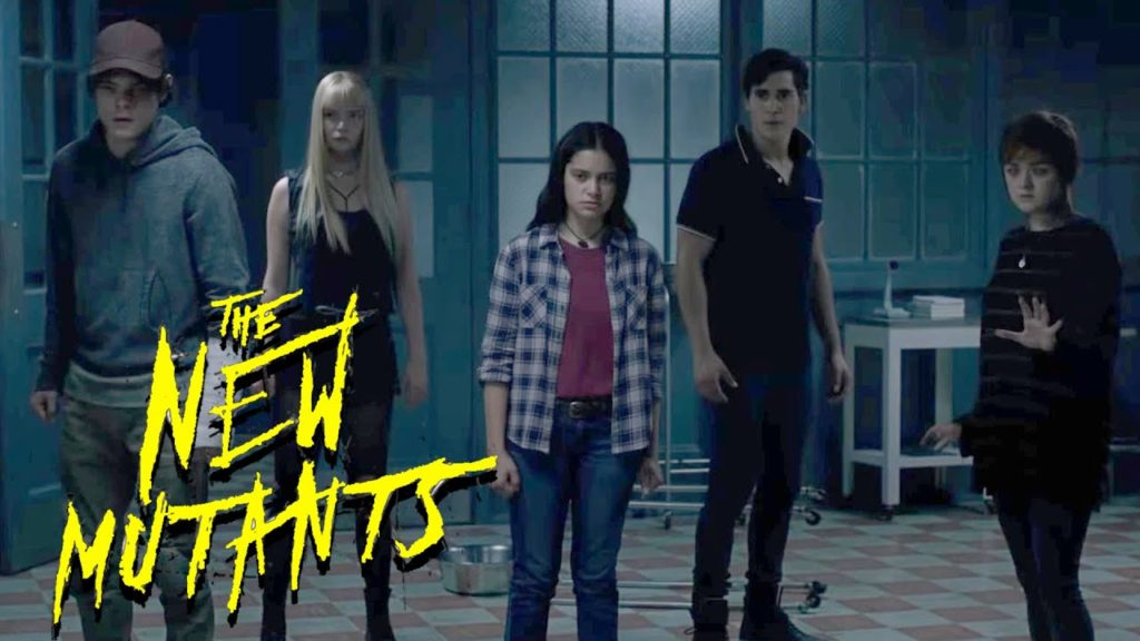 The New Mutants - Marvel Studios