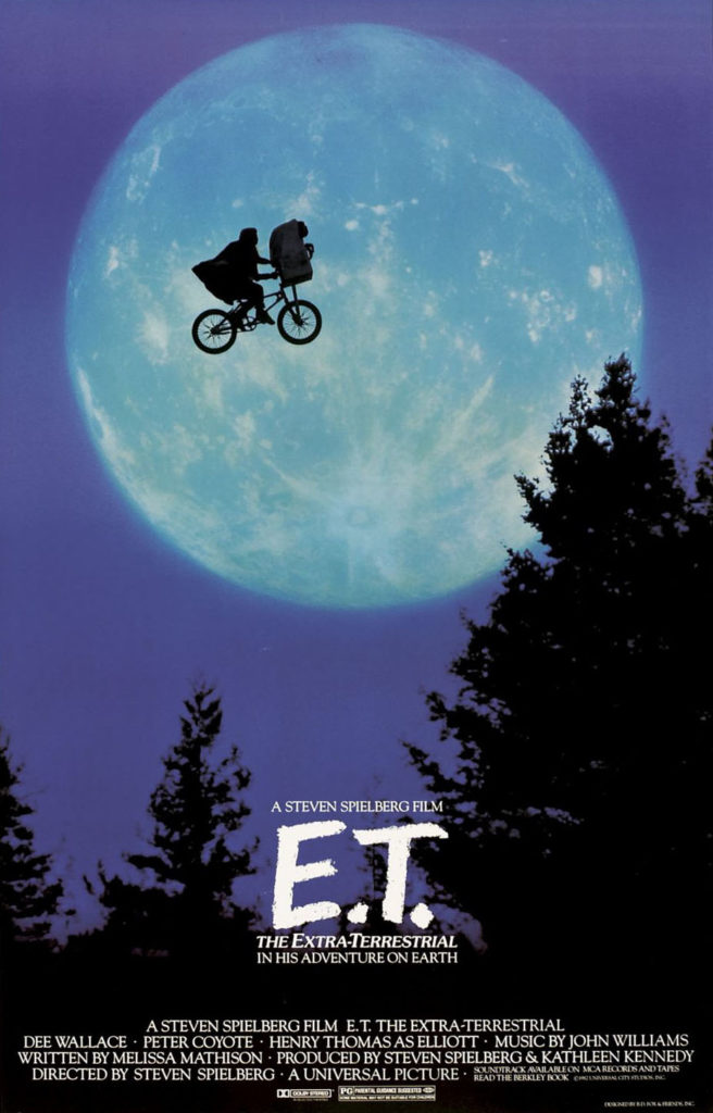 ET - Universal Pictures