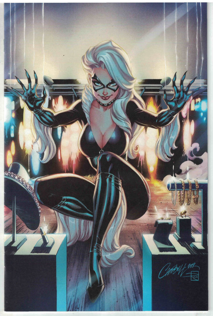 Black Cat - Marvel Comics