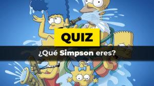 Test Qué Simpson eres