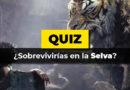 Test: ¿Sobrevivirías en El Libro de la Selva?