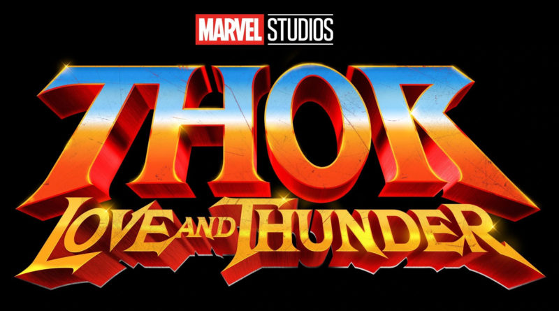 Thor: Love and Thunder - Disney Studios