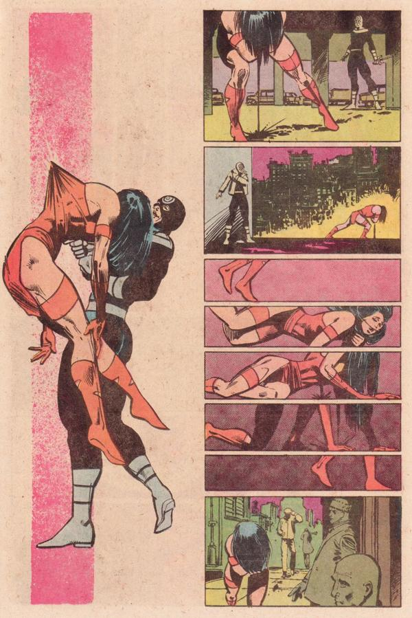Daredevil 181 - Marvel Comics