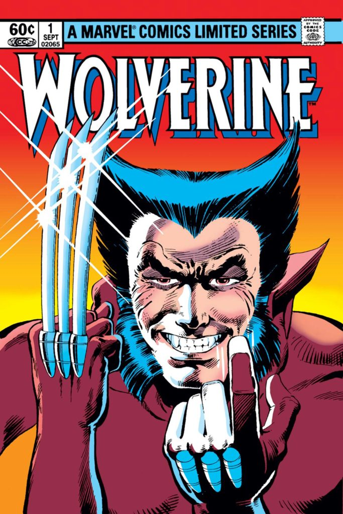 Wolverine 1 - Marvel Comics
