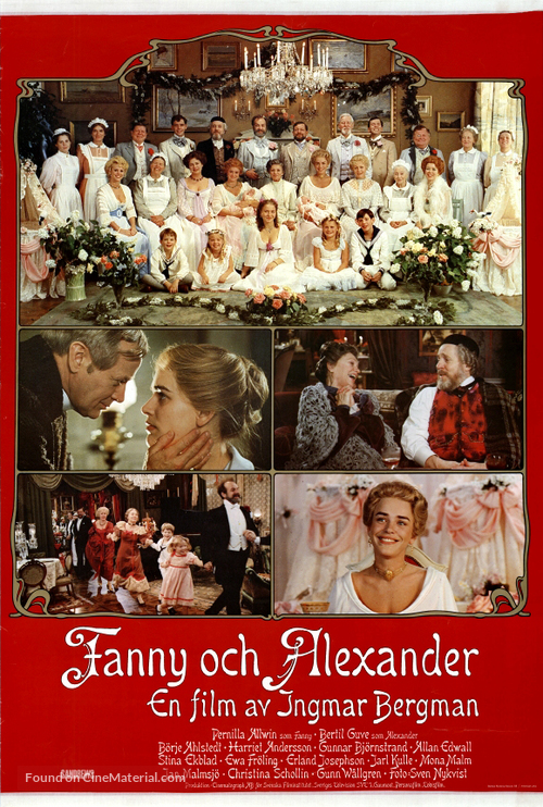 Fanny and Alexander - Sandrew Film & Teater