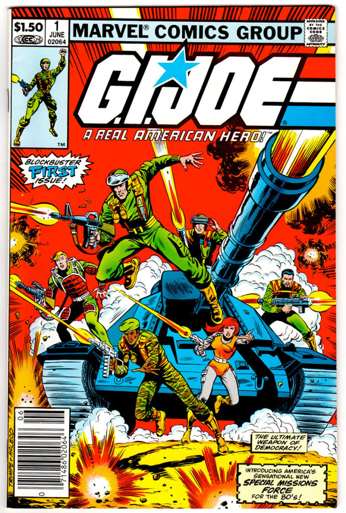 G.I.Joe - Marvel Comics