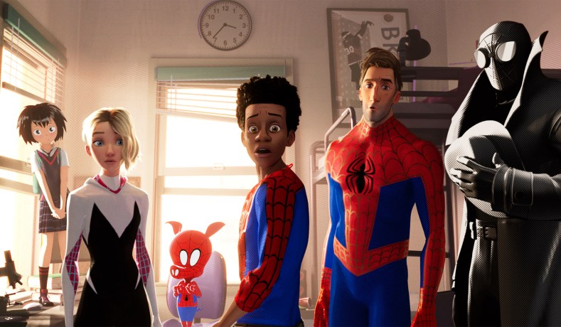 Spider-man: Into de Spider-verse - Sony Pictures
