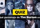 Test: ¿Qué personaje de Tim Burton eres?