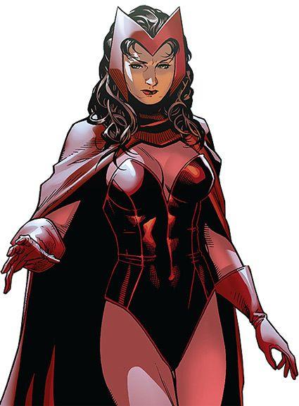 Bruja Escarlata - Marvel Comics