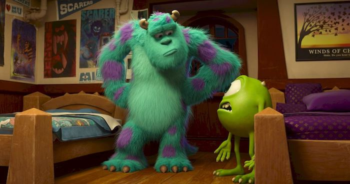 Monstruos University • Pixar