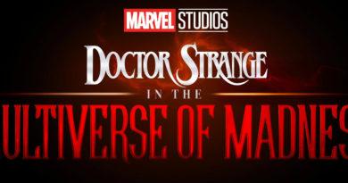 Doctor Strange - Disney Studios