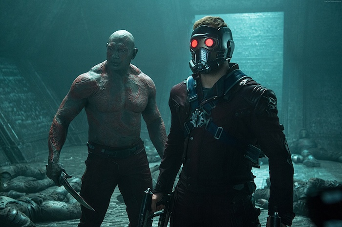 Guardianes de la Galaxia Vol. 1 • Marvel Studios