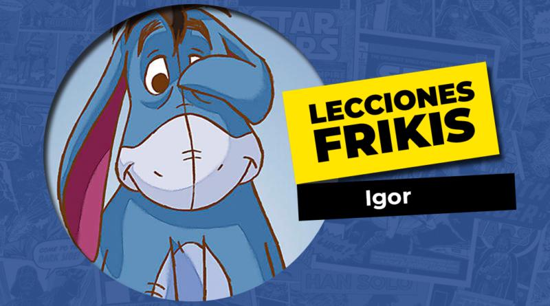 Lecciones · Igor