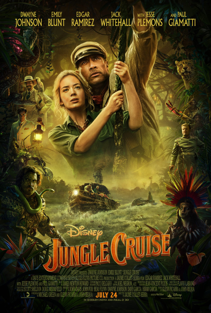 Jungle Cruise - Disney Studios