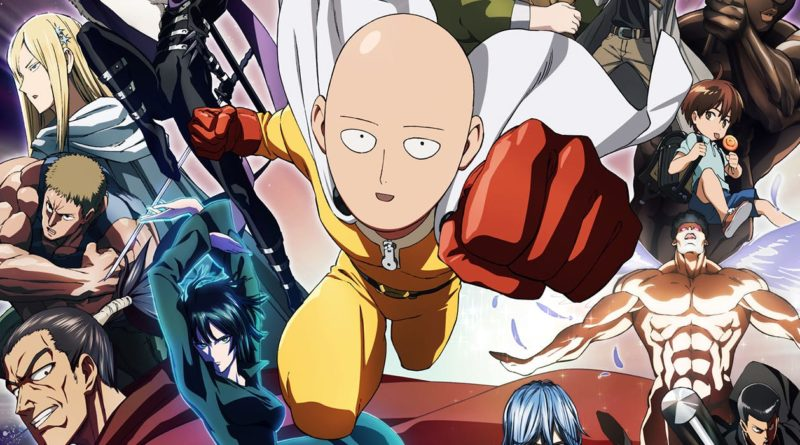 One Punch Man - Jump Comics