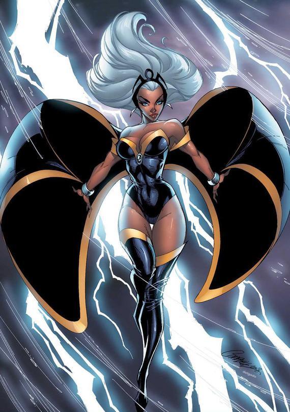Tormenta - Marvel Comics