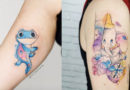 Tatuajes Disney super adorables