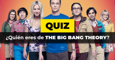 Quiz · Big Bang