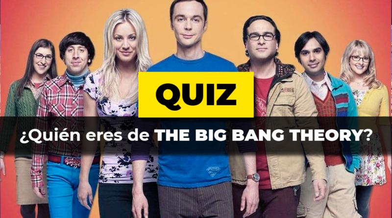 Quiz · Big Bang