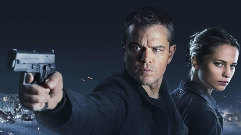 Bourne - Universal Pictures