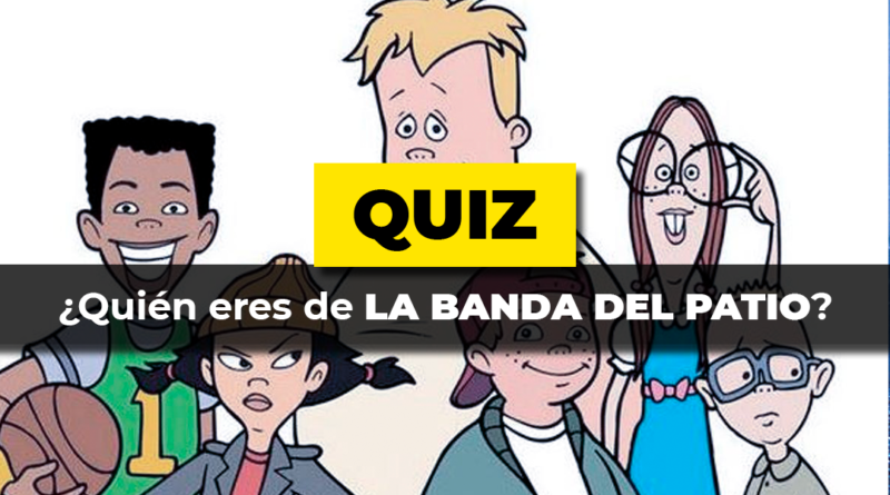 Quiz · Banda del patio