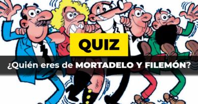 Quiz · Mortadelo