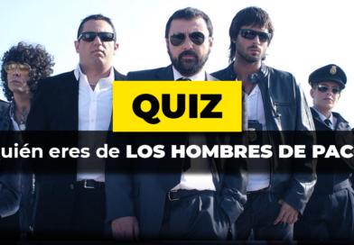 Quiz · Hombres de Paco