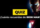 Quiz · Iron Man