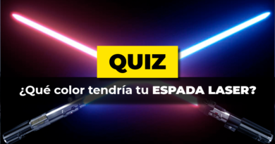 Quiz · Espadas laser