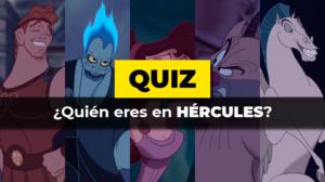 Quiz · Personajes Hércules