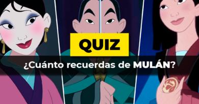 Quiz · Mulán
