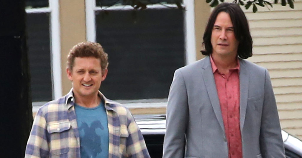 Bill and Ted 3 - Orion Pictures
