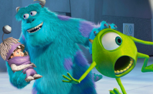 Monstruos S.A • Pixar