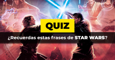 Quiz · Star Wars