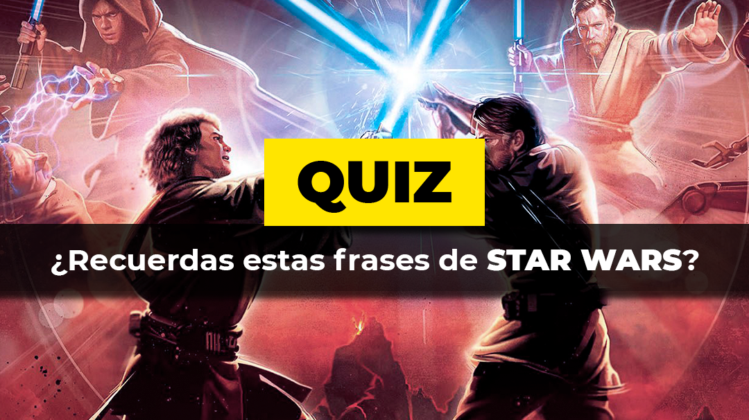 Quiz · Star Wars