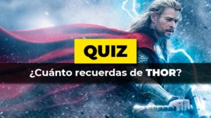 Quiz · Thor