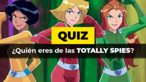Quiz · Totally Spies