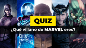 Quiz · Villanos Marvel