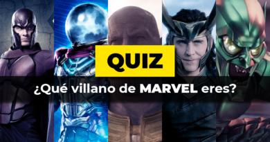 Quiz · Villanos Marvel