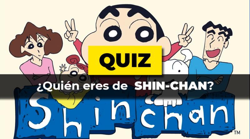 Quiz · Shin-Chan