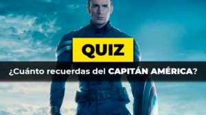 Quiz · Capitán América