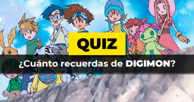 Quiz · Digimon
