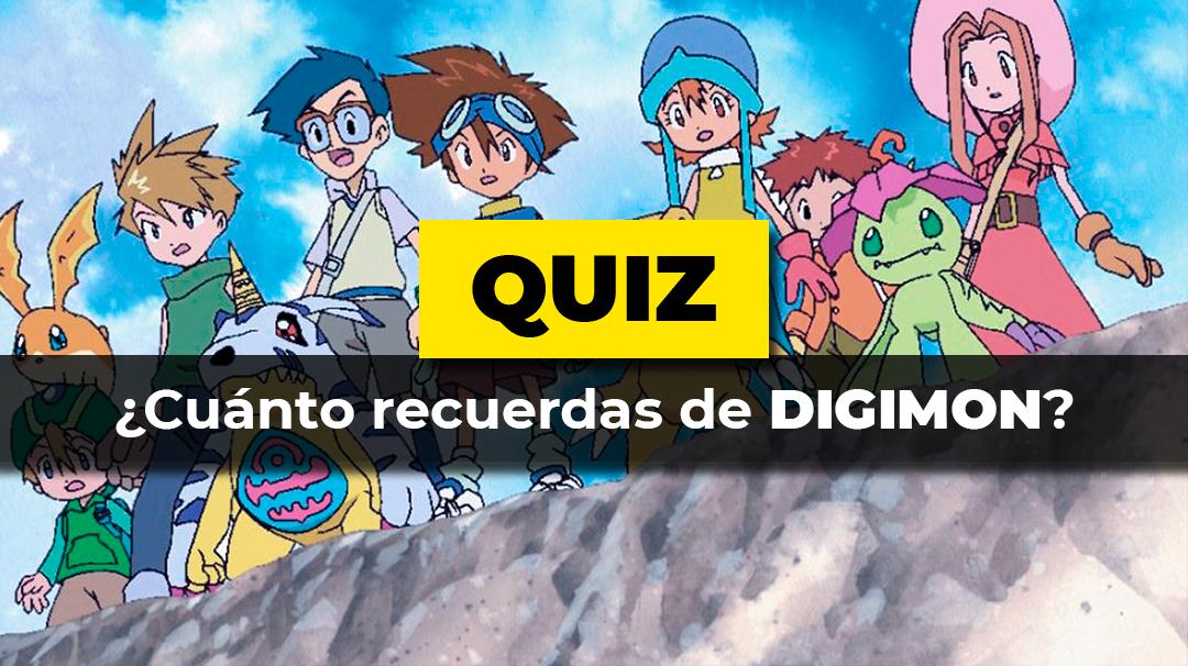 Quiz · Digimon