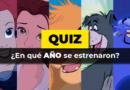 Quiz · Estrenos Disney